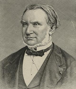 Photographie portrait de Henry Dupuy de Lôme