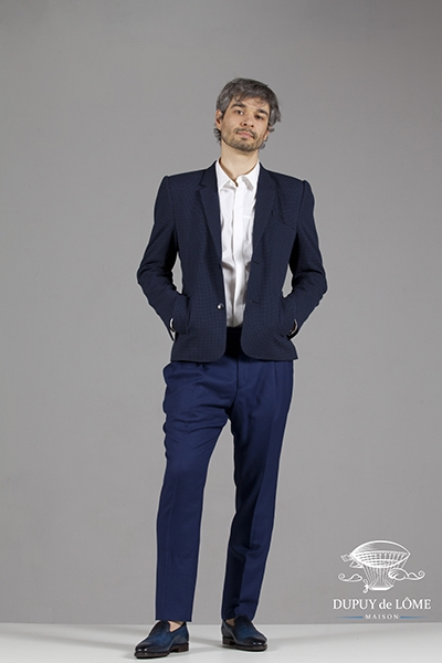 Visuel pantalon Smart Dupuy de Lôme