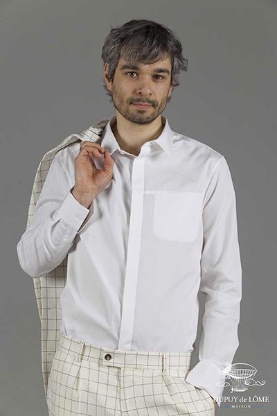 Visuel chemise Vaillant Dupuy de Lôme